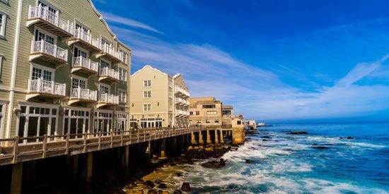 Shoreline at Clement Monterey Hotel