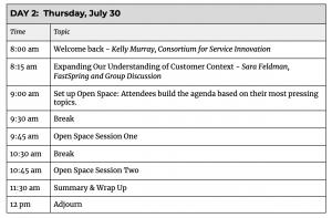 Meeting Agenda July 30, 2020